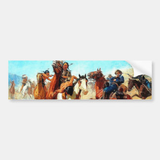 The Old West Bumper Sticker