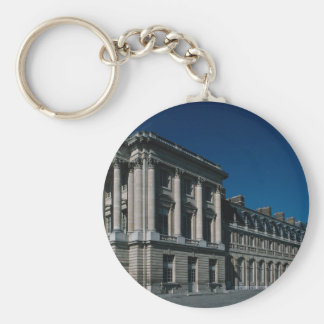 The old wing, Palace of Versailles, 1662-70, archi Keychains