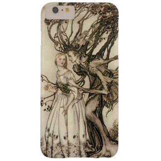 The Old Woman in the Wood by Arthur Rackham Barely There iPhone 6 Plus Case