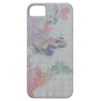 The Old World Vintage Map Collection Case For The iPhone 5