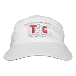 The Older Gamers Cap - Gamers Don't Get Old