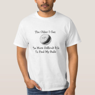 The Older Golfer - TShirt
