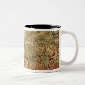 The Olive Grove, 1889 Coffee Mugs