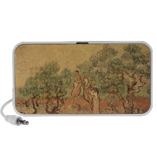 The Olive Grove, 1889 Notebook Speaker