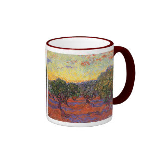 The Olive Grove, Vincent Van Gogh Coffee Mugs