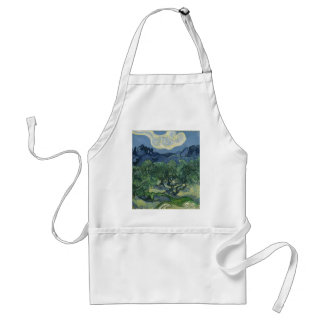 The Olive Trees Apron