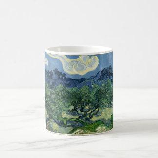 The Olive Trees by Van Gogh Fine Art Mug