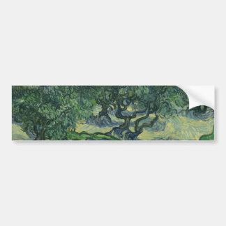 The Olive Trees - Van Gogh Bumper Sticker