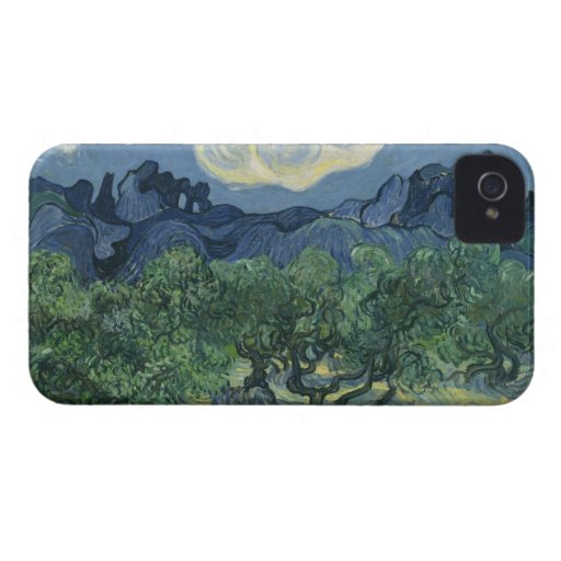 The Olive Trees - Van Gogh Case-Mate iPhone 4 Case