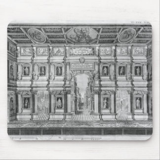 The Olympic Theatre at Vicenza Mouse Mat