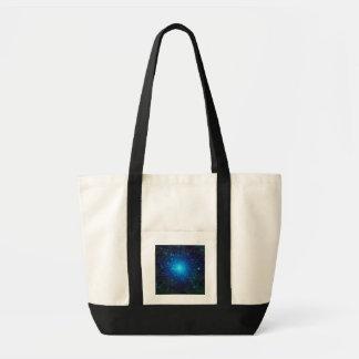 The Omega Centauri Star Cluster Canvas Bags