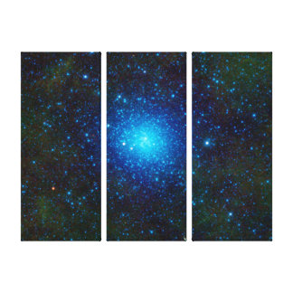 The Omega Centauri Star Cluster Canvas Prints