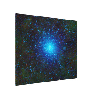 The Omega Centauri Star Cluster Stretched Canvas Print