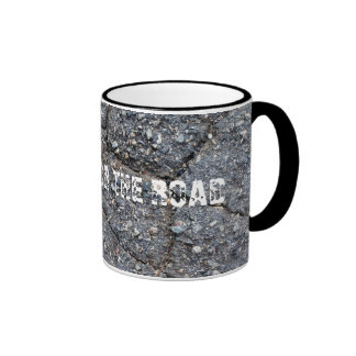 THE ONE FOR THE ROAD RINGER MUG