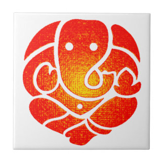 THE ONE GANESH SMALL SQUARE TILE