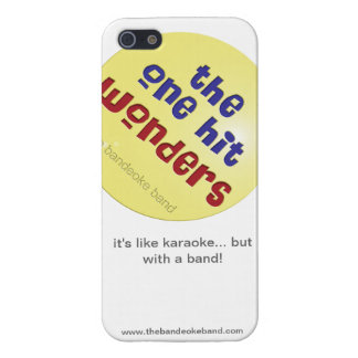 The One Hit Wonders iPhone case iPhone 5/5S Case