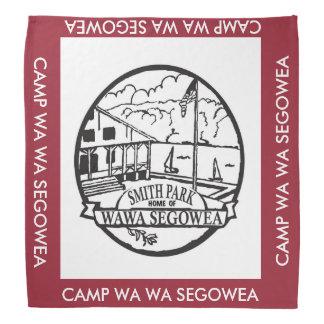 The one of a kind Camp bandana! Bandana
