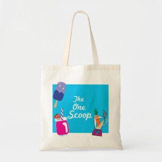The One Scoop Budget Tote