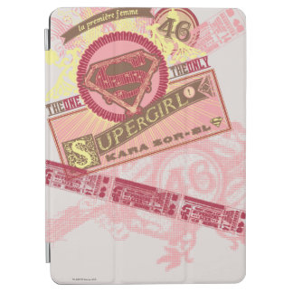 The One The Only Supergirl iPad Air Cover