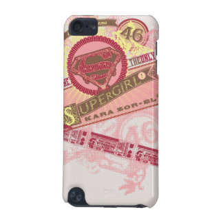 The One The Only Supergirl iPod Touch (5th Generation) Covers