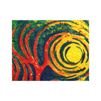The Oneness Of Nature Canvas Print