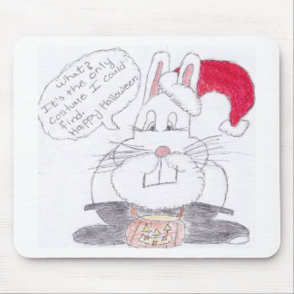 The Only Costume Mouse Pad