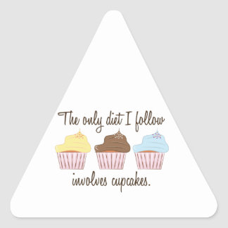 The only dietg I follow involves cupcakes. Sticker