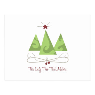 The Only Tree Postcard
