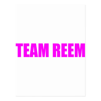 The Only Way is Essex Team Reem TOWIE Joey Postcard