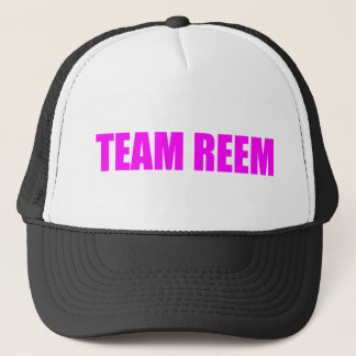 The Only Way is Essex Team Reem TOWIE Joey Trucker Hat