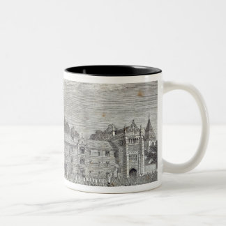The Opening of Keble College, Oxford Two-Tone Coffee Mug