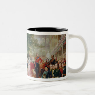 The Opening of the Great Exhibition, 1851-52 Two-Tone Coffee Mug