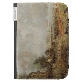 The Opening of Waterloo Bridge, c.1829-31 (oil on Kindle Cases