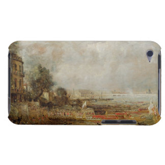 The Opening of Waterloo Bridge, c.1829-31 (oil on iPod Touch Cover