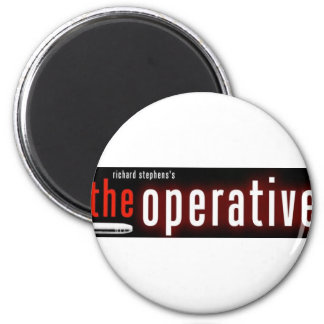 The Operative - Product Line 6 Cm Round Magnet