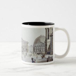 The Opernplatz, Berlin Two-Tone Coffee Mug