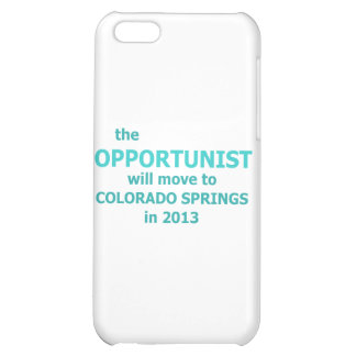 The opportunist 2 .png cover for iPhone 5C