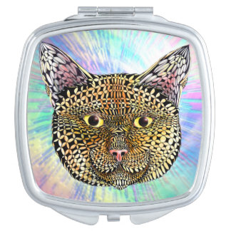 The Opportunist Compact Mirror