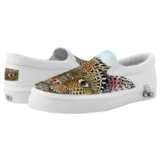 The Opportunist Printed Shoes