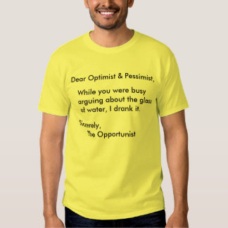 The Opportunist T-Shirt