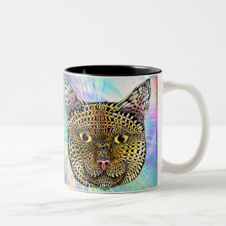 The Opportunist Two-Tone Mug