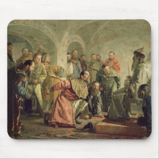 The Oprichnina at the Court of Ivan IV Mouse Pad