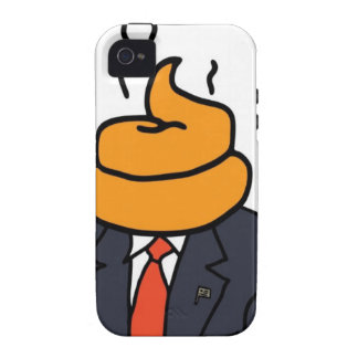 The Orange Turd and his Smelly Suit iPhone 4 Case