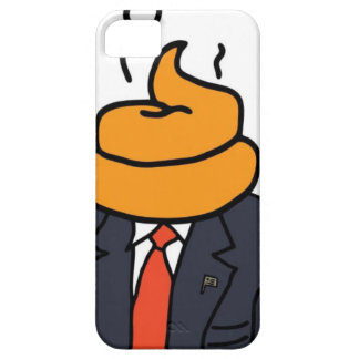 The Orange Turd and his Smelly Suit iPhone 5 Case