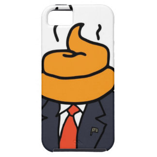 The Orange Turd and his Smelly Suit iPhone 5 Cover