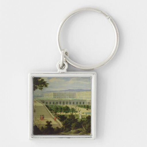 The Orangery at Versailles Key Chains