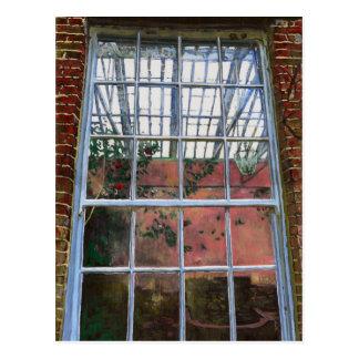 The orangery window 2012 postcard