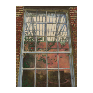 The orangery window 2012 wood wall decor