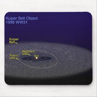 The orbit of the binary Kuiper Belt object Mouse Mat
