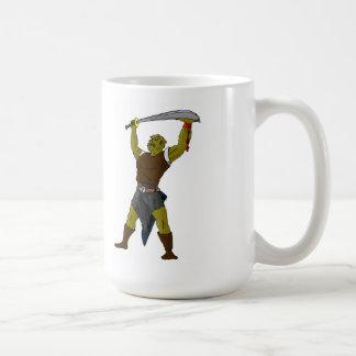 The Orc Basic White Mug